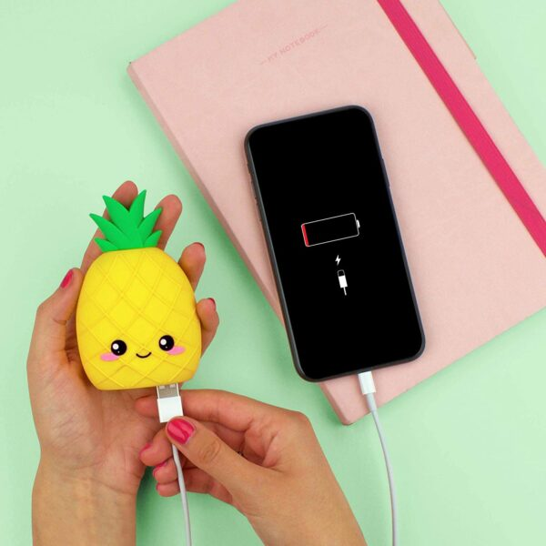 Batterie externe Ananas iPhone