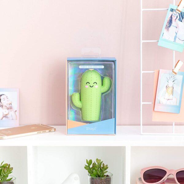 Batterie externe Mr Wonderful cactus