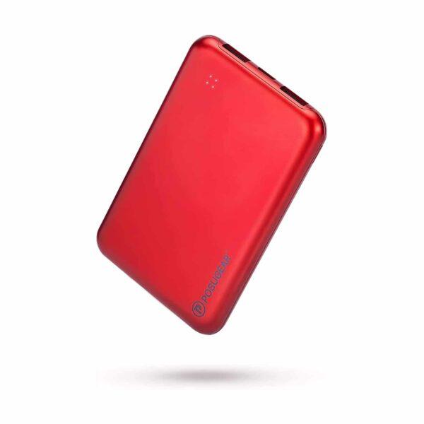 Batterie externe 10000mAh Posugear Rouge