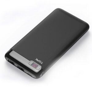 Batterie externe 10000mAh fine et petite (1)