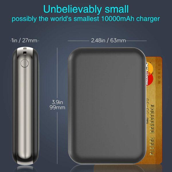 Batterie externe 10000mAh ockered très petite