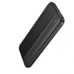 Batterie externe 10000mAh noire