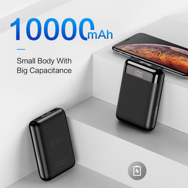 Batterie externe 10000mAh Flagship grande capacité