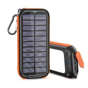 Batterie externe solaire ADDTOP