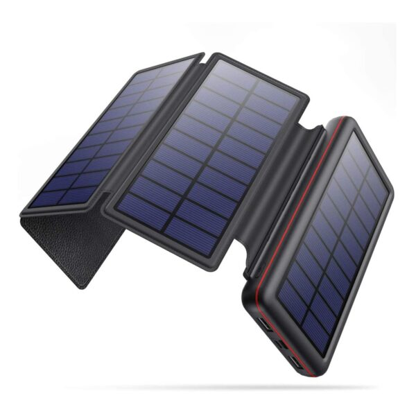 Batterie externe solaire iPosible