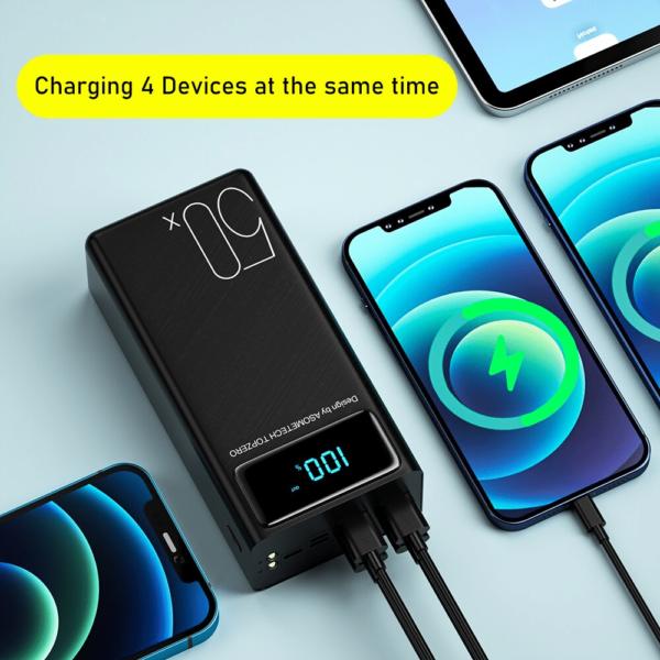 Batterie Externe 50000mAh Kase iPhone