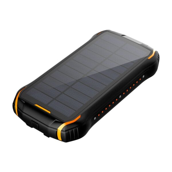 Batterie Externe Solaire Camping power bank