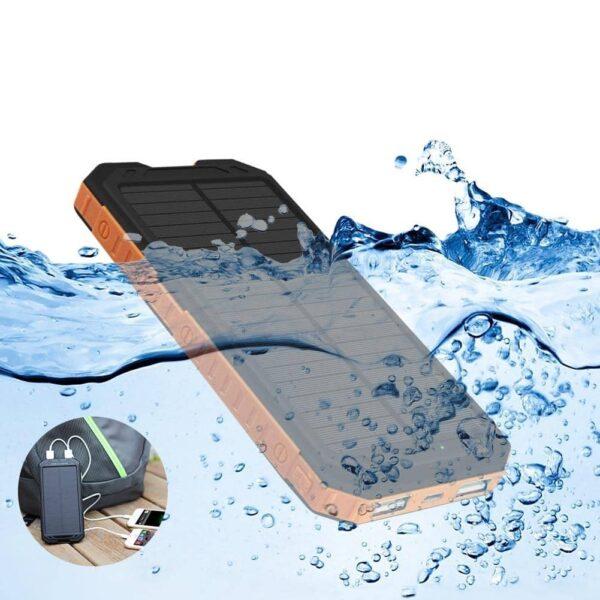 Batterie Externe Solaire XSun étanche