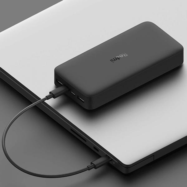 Batterie externe 20000mAh Xiaomi ordinateur portable