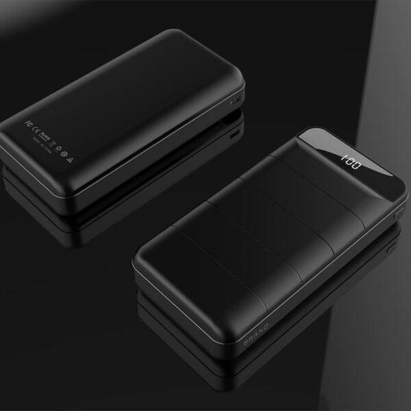 Batterie externe 50000mAh BOLOMI noir