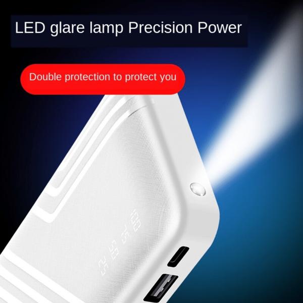 Batterie externe 50000mAh LargeTech double protection