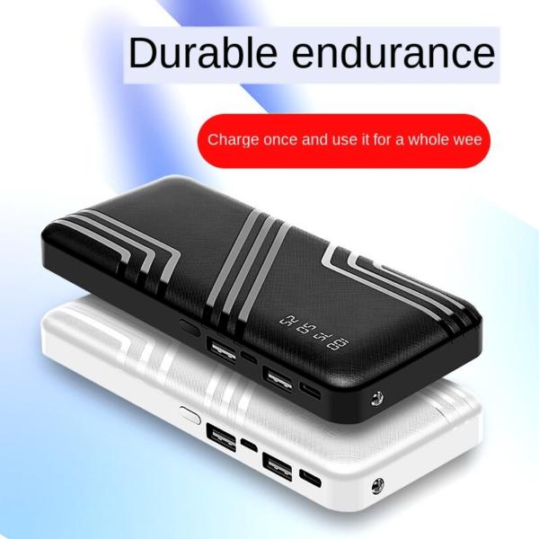Batterie externe 50000mAh LargeTech endurance durable