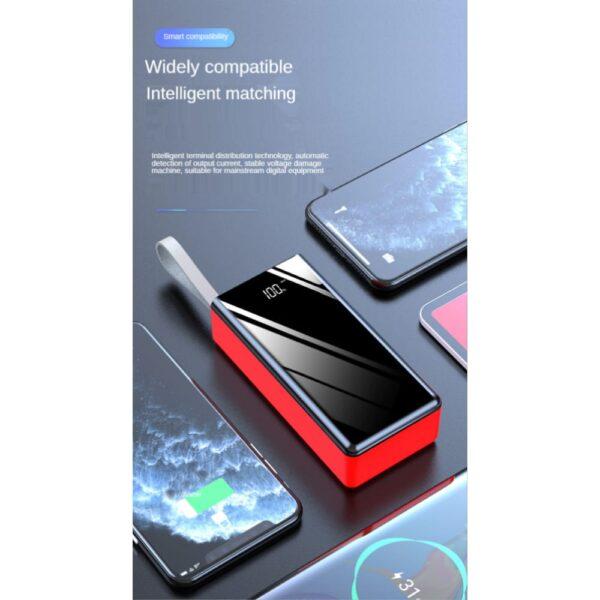 Batterie externe 50000mAh Nomade iphone samsung
