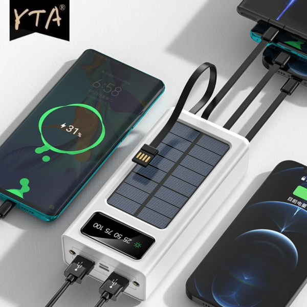 Batterie externe 50000mAh TOGAA charge rapide