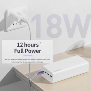 Batterie externe 50000mAh Teclast 18 watts
