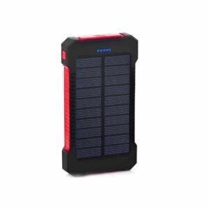 Batterie externe Double USB Solaire