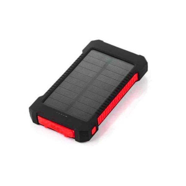 Batterie externe Double USB Solaire power bank