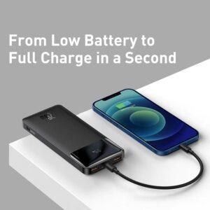 Batterie externe Silvercrest 20000mAh power bank