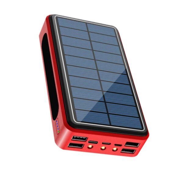 Batterie externe Solaire 50000mAh