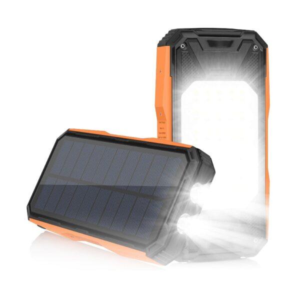 Batterie externe Solaire LEIK