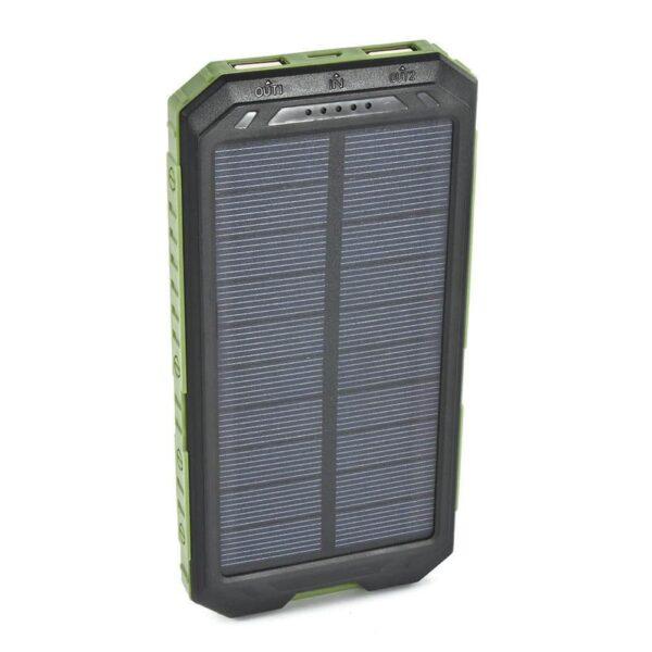 Batterie externe Solaire Longi power bank