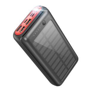 Batterie externe Solaire pour faire de la Randonnée