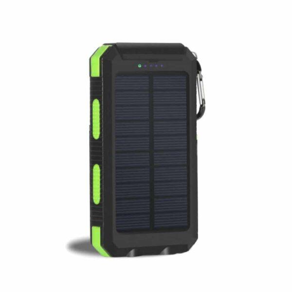 Batterie externe Solaire Téléphone
