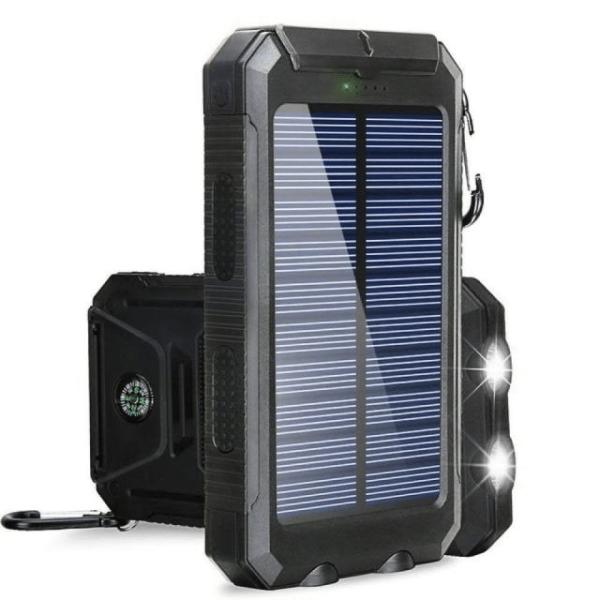 Batterie externe Solaire WST