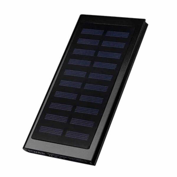 Batterie externe Solaire Xiaomi noire