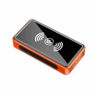 Batterie externe iPhone Solaire